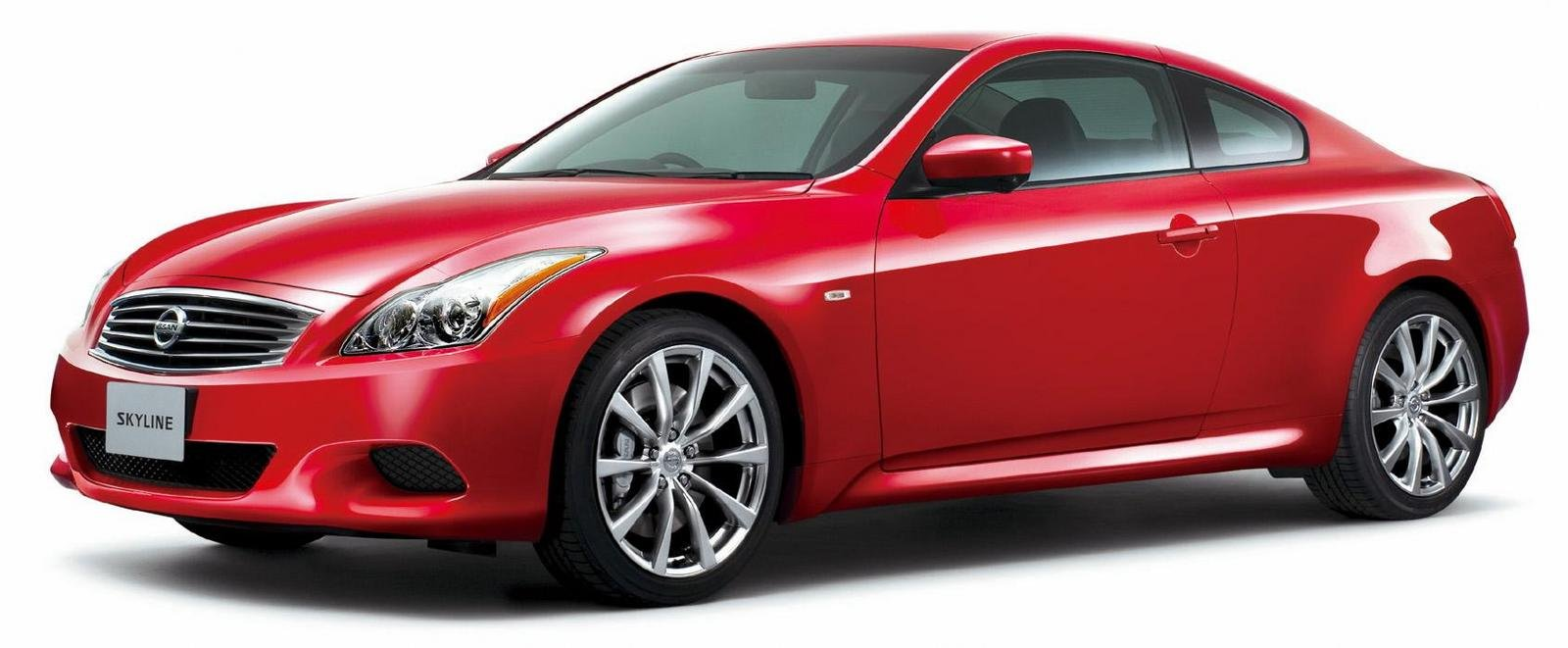 Coupe Vs Sedan >> 2008 Nissan Skyline Coupe Review - Top Speed