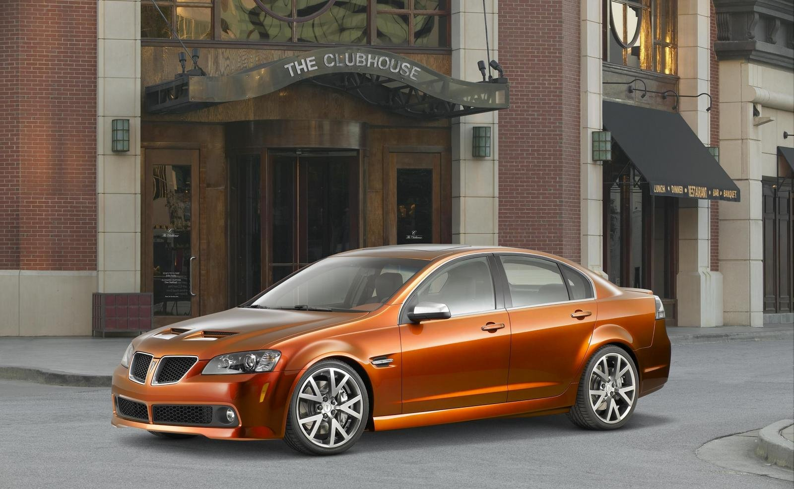 2008 Pontiac G8 Gt Sema Edition Review Top Speed