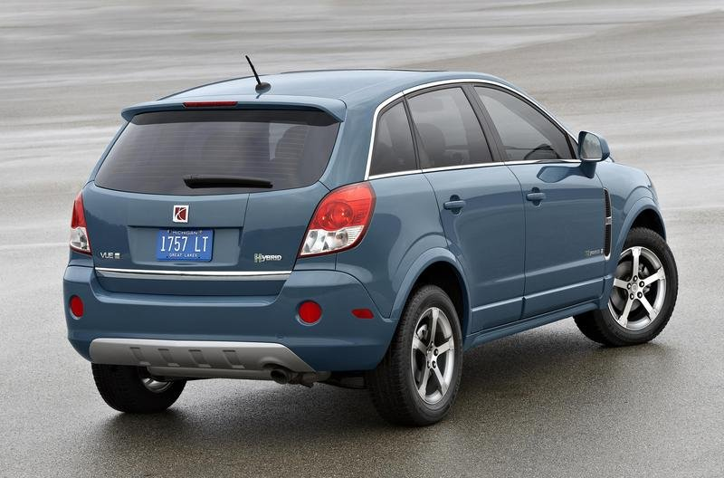2008 Saturn Vue Green Line rated at 32 mpg; pricing start at $24,795