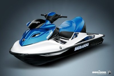 2008 Sea-Doo GTX | Top Speed