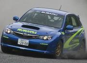Subaru Impreza WRX STi Group N Rally Car