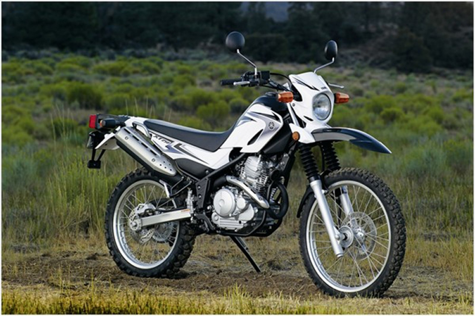 2008 yamaha xt250 review top speed
