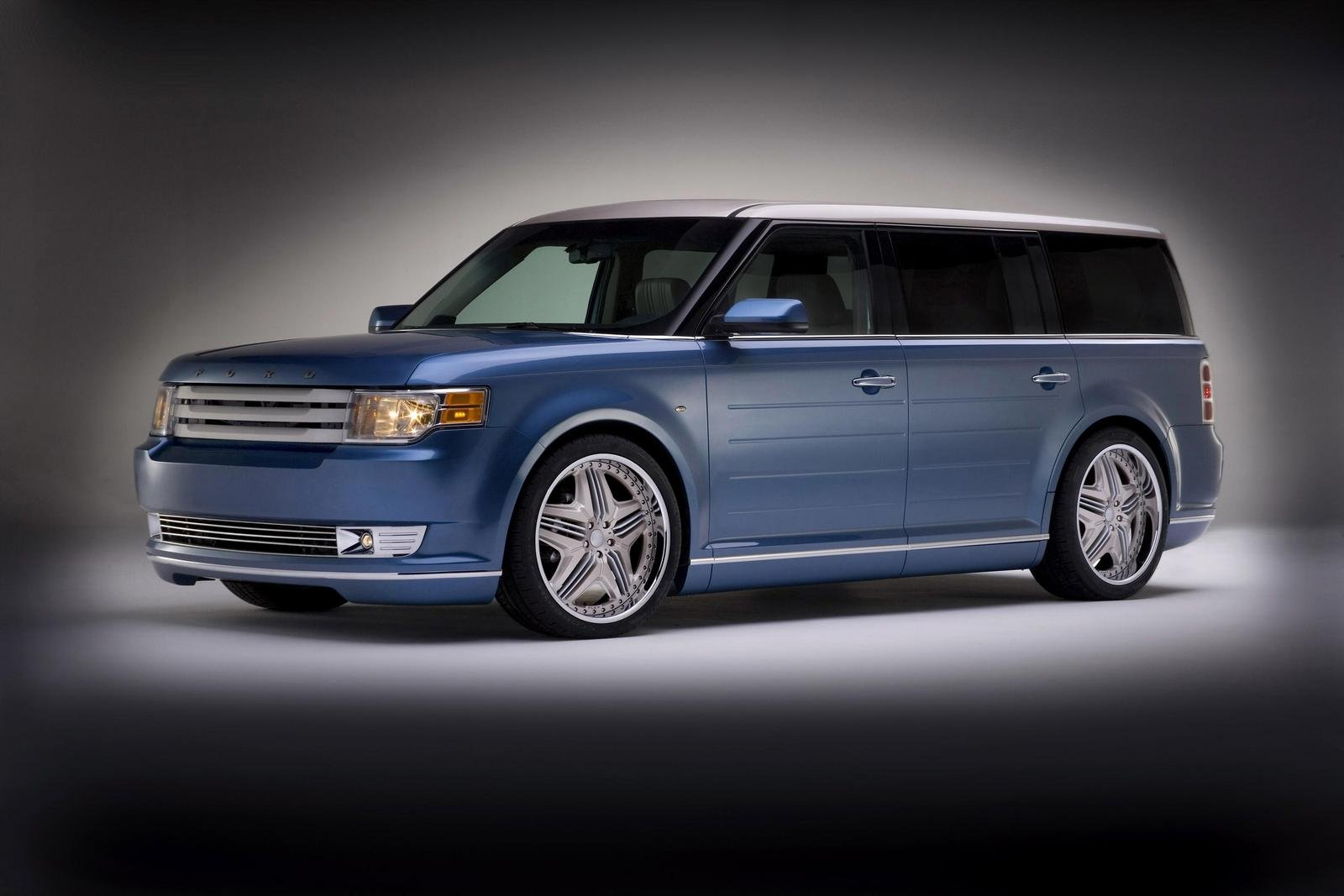 2009 Ford Flex By Chip Foose Review Top Speed