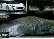 2009 Lotus Esprit - spy shots - image 207057