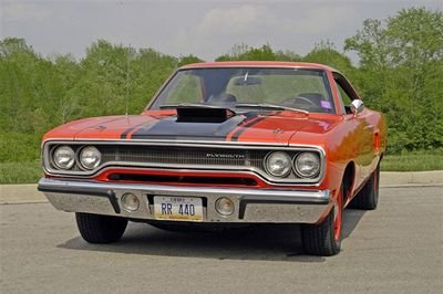 A Killer 70 Road Runner Muscle Car Top Speed