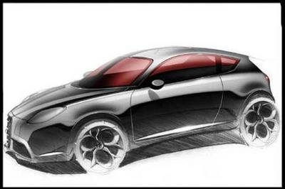 Alfa Romeo Junior to be unveiled at the 2008 Geneva Show