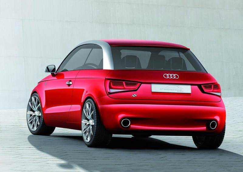 2007 audi a1 metroproject quattro concept review top speed. Black Bedroom Furniture Sets. Home Design Ideas