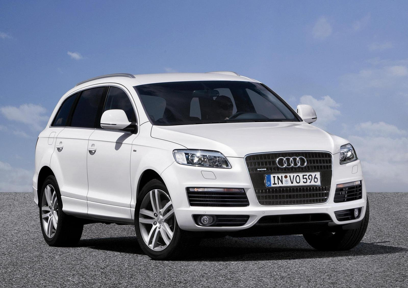 2007 audi q7 3 0 tdi review gallery top speed. Black Bedroom Furniture Sets. Home Design Ideas