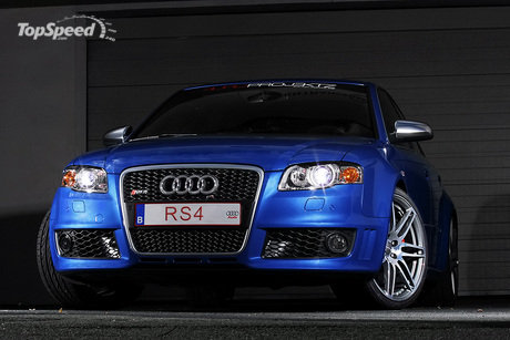 audi rs4 production will end in november