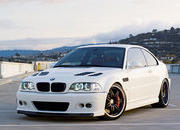 BMW M3 Black and White tuning - image 203054
