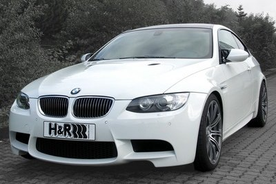 BMW M3 Coupe By Hu0026R