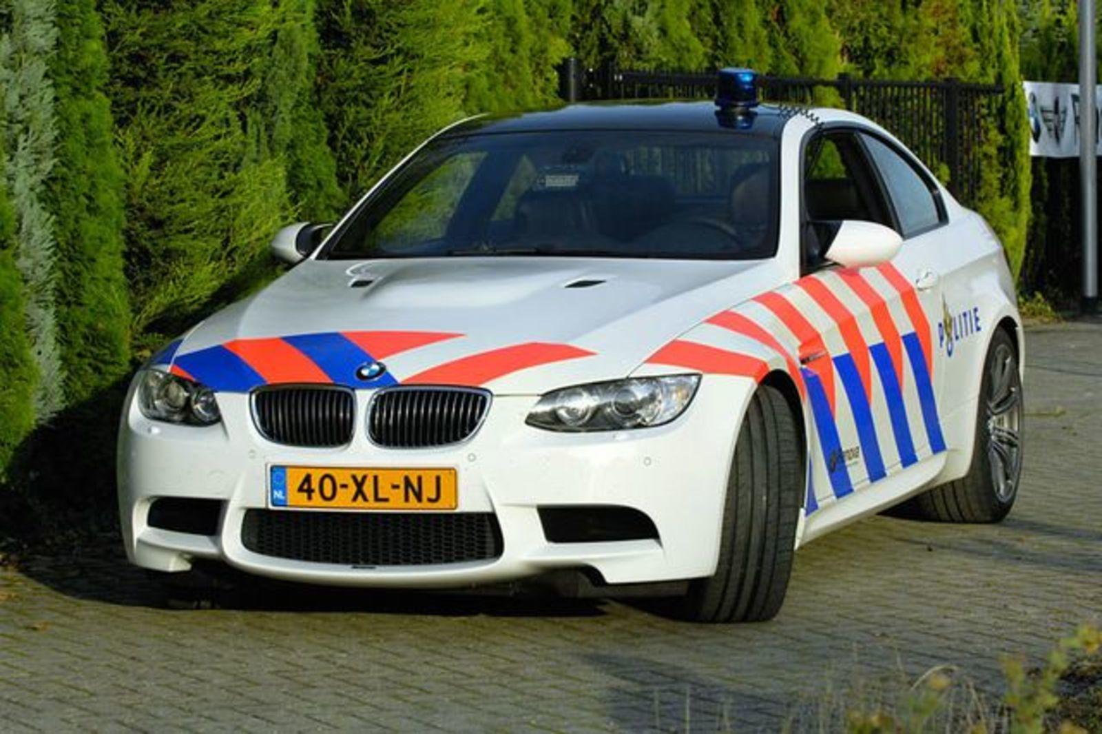 Bmw Of Newton >> BMW M3 Police Car News - Top Speed