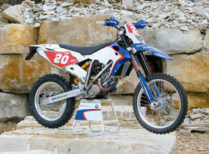 Bmw Sports Enduro makes U.s. debut at GNCC race in Crawfordsville, Indiana
