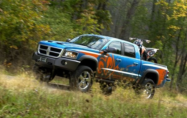 dodge dakota mx warrior picture