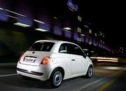 "Fiat 500 wins ""EuroCarBody 2007"" award - image 208898"