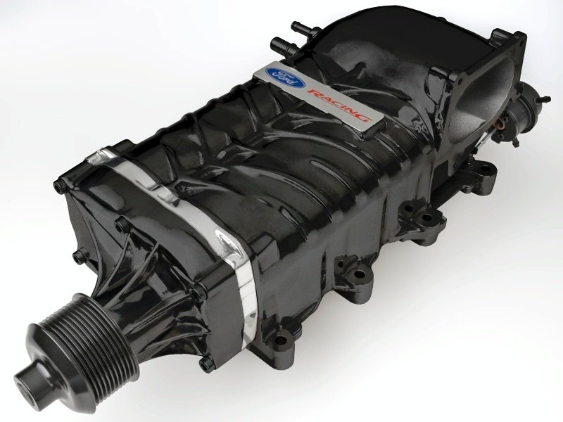 Ford GT500 Supercharger now with 605 hp - image 208882