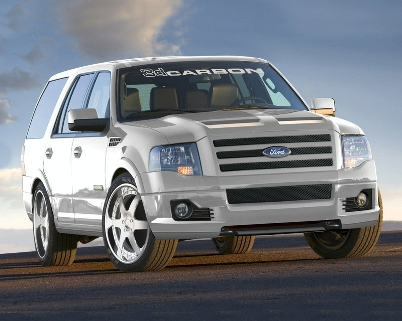 2007 Ford Expedition by 3dCarbon/Funkmaster Flex