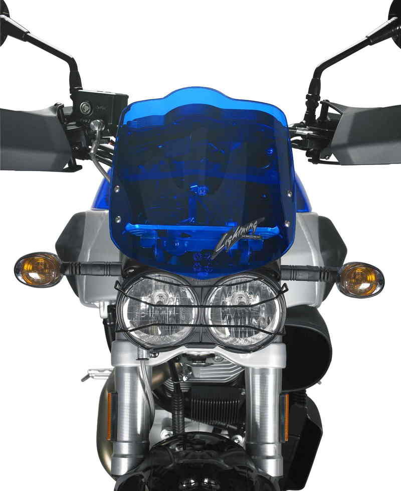 Give an XB the blues with new Buell accessories