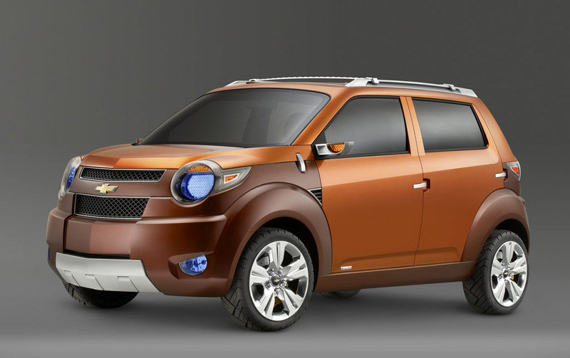 GM working on Trax based SUV