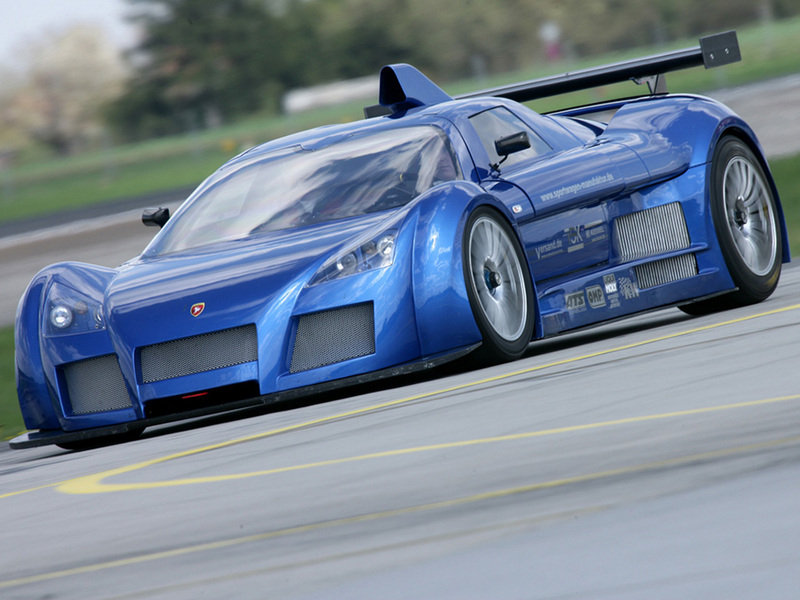 Gumpert Apollo - from concept to production car?