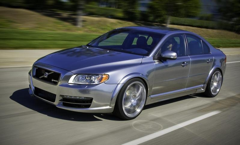 2007 volvo s80 by heico gallery 209407 top speed. Black Bedroom Furniture Sets. Home Design Ideas