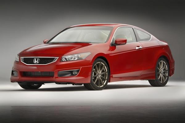 Lowered Honda Accord Coupe Honda Accord Coupe Hfp Concept