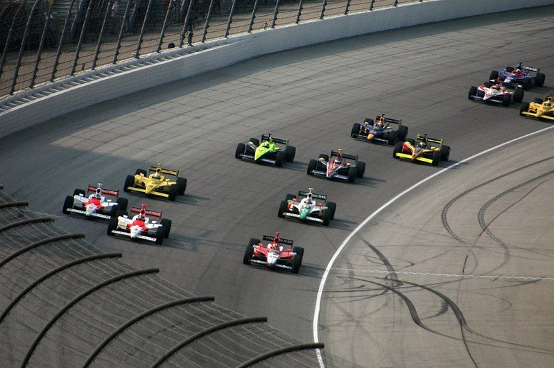 IndyCar Series Racing Schedule for 2008