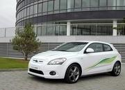 "Kia ""eco"" cee'd production version planned from December 2008 - image 207023"