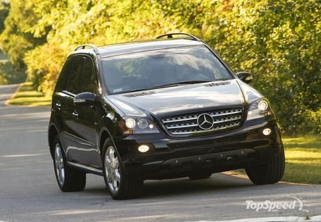 Mercedes Ml350 Suv. 2007 Mercedes ML350 quot;Edition