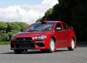 Mitsubishi Lancer Evolution X Group N WRC Rally Edition