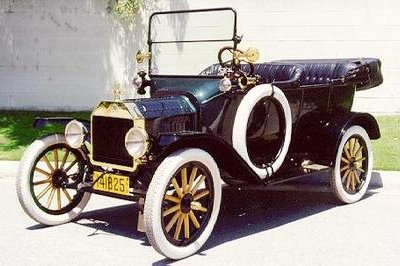 Model T Ford recalled!