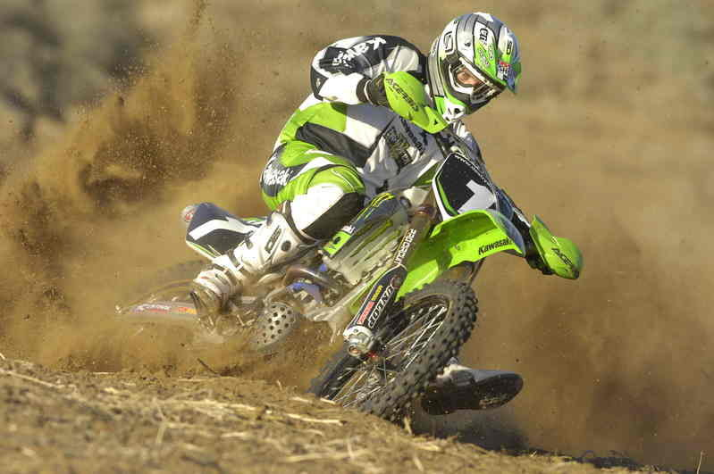 Monster Energy Kawasaki's Abbott rounds out Hare and Hound season in second - image 209355