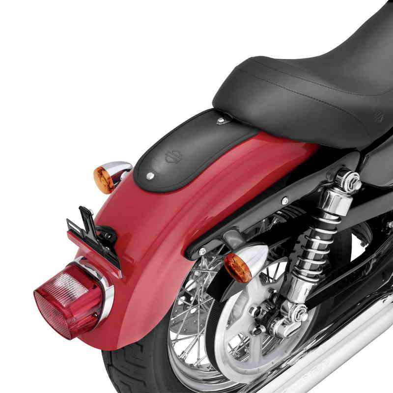 New Rear Fender Bib from Harley-Davidson