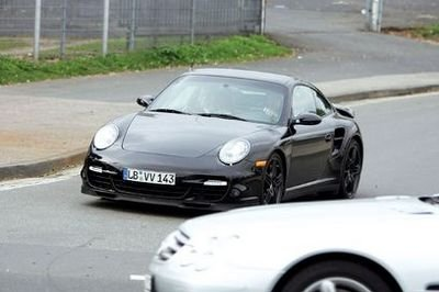 Revised 911 Turbo to be unveiled at the 2008 Geneva Show
