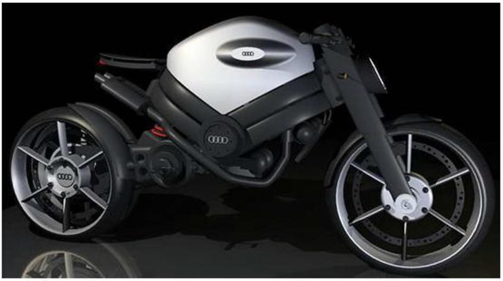 The Future Audi Motorcycle News Top Speed