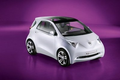 Toyota IQ to be powered by Yamaha engine