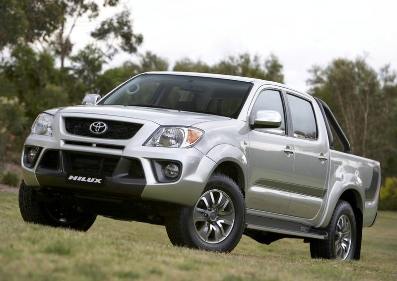 2007 Toyota TRD Hilux