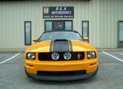 Twister Special Mustang Prototypes by R&A Motorsports - image 207496