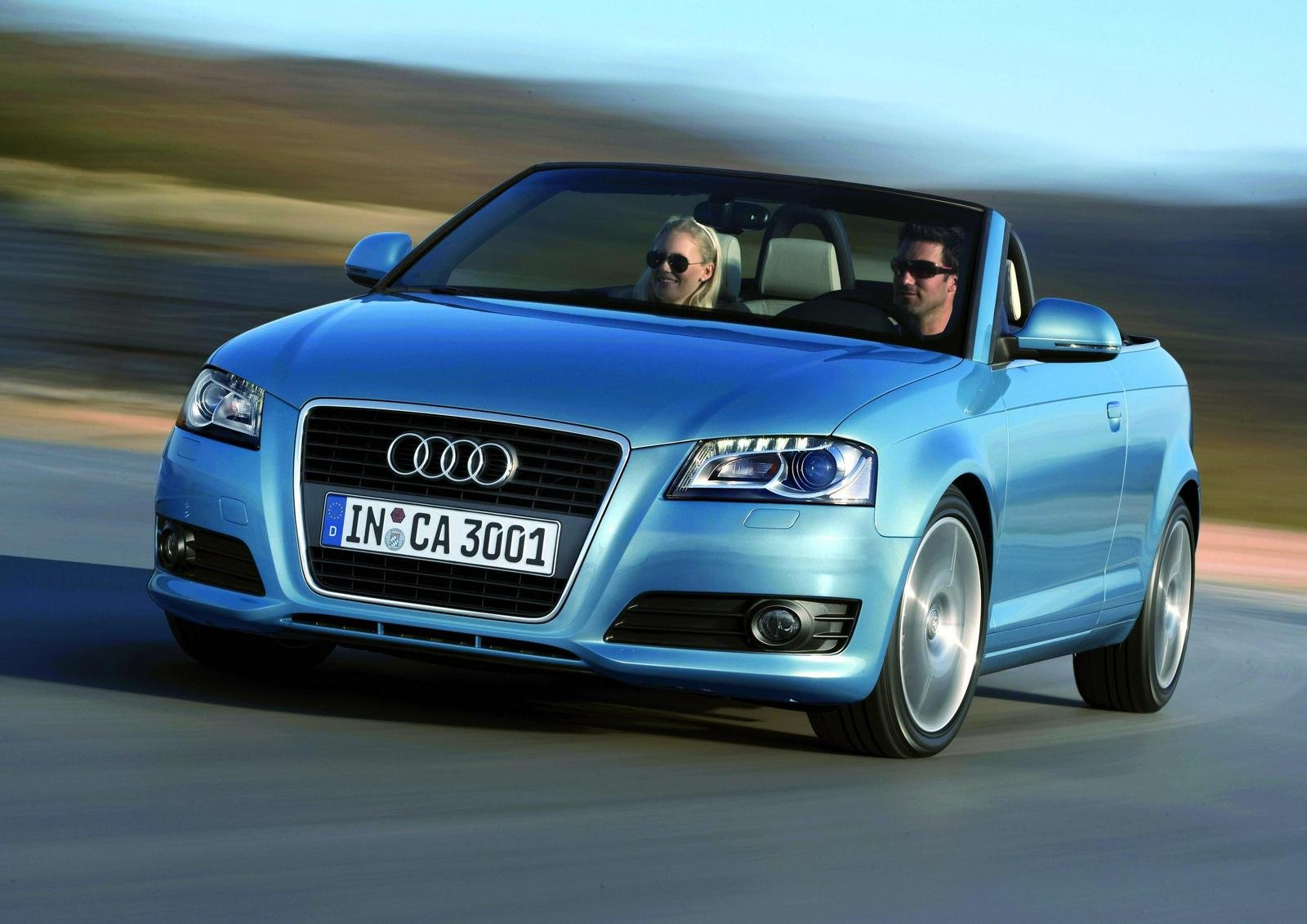 2008 Audi A3 Cabriolet Review - Top Speed