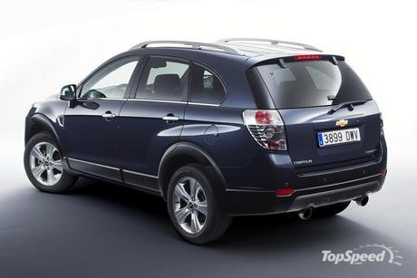 The Chevrolet Captiva Sport responds to the fast increasing demand for a