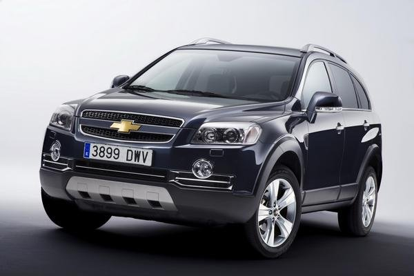 European Motor Cars >> 2008 Chevrolet Captiva Sport Review - Top Speed