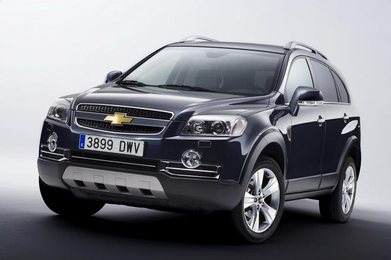 2008 Chevrolet Captiva Sport Pictures Photos Wallpapers