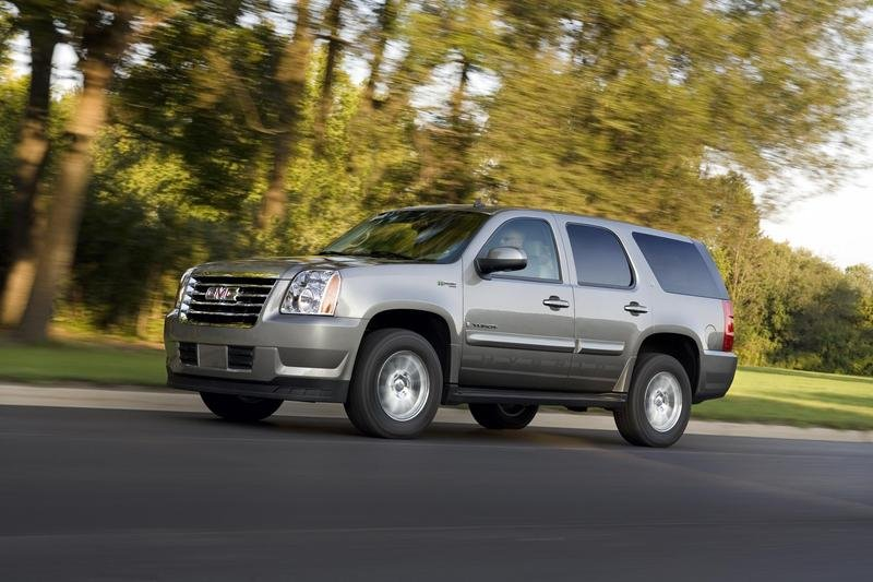 2008 Chevrolet Tahoe and GMC Yukon Hybrid pricing announced