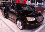 2008 Chrysler Town and Country Black Jack - image 212260