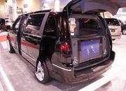 2008 Chrysler Town and Country Black Jack - image 212264