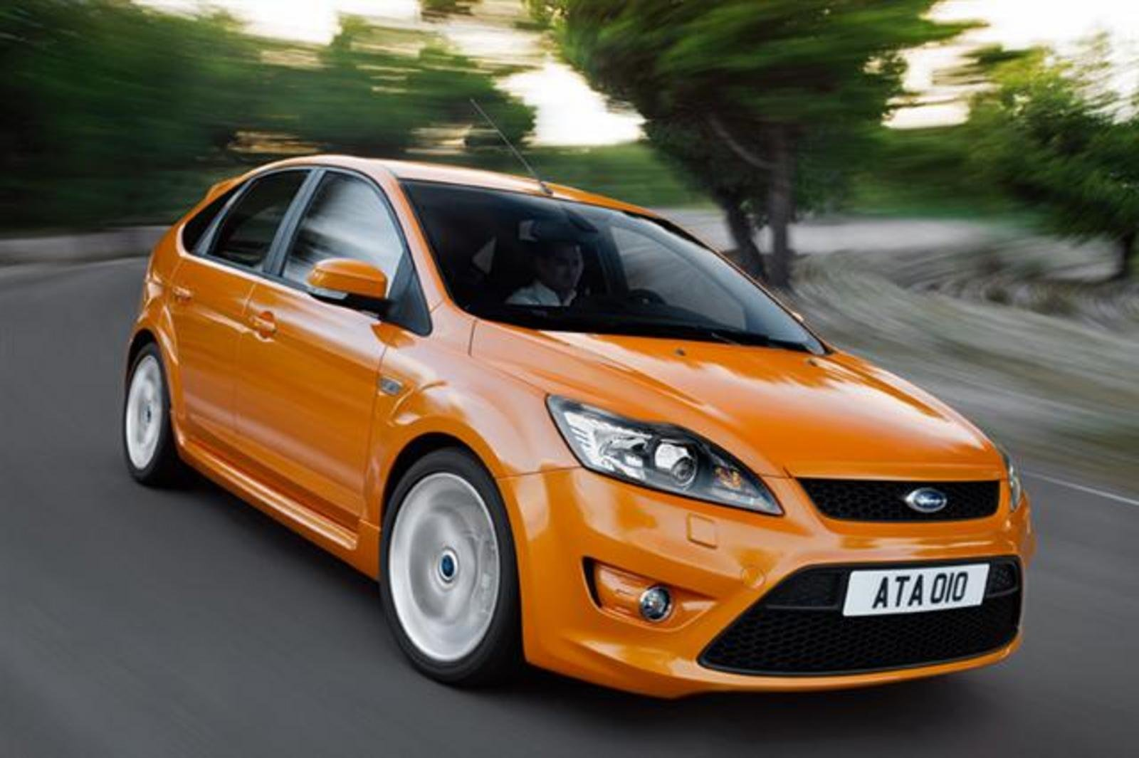 2008 Ford Focus St Review