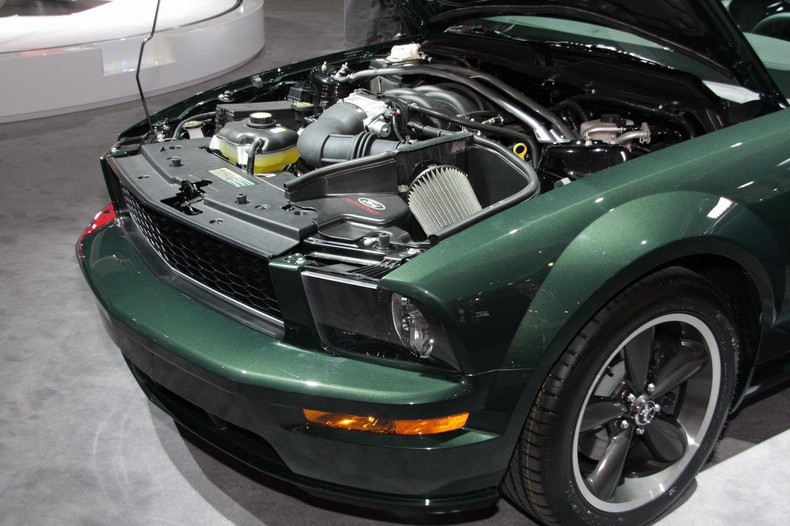 2008 ford mustang bullitt picture 215039 car review top speed. Black Bedroom Furniture Sets. Home Design Ideas