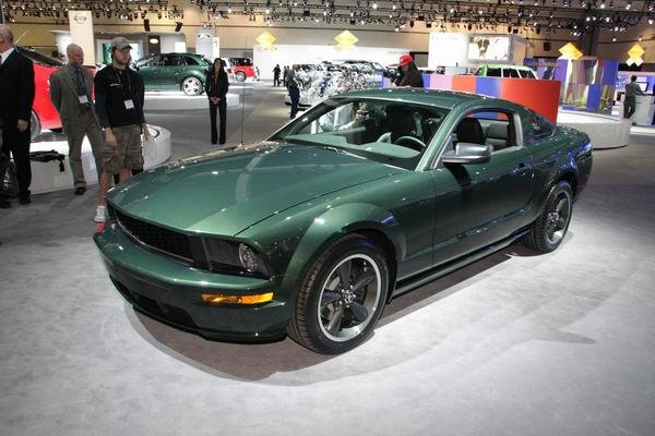 2008 ford mustang bullitt review top speed. Black Bedroom Furniture Sets. Home Design Ideas