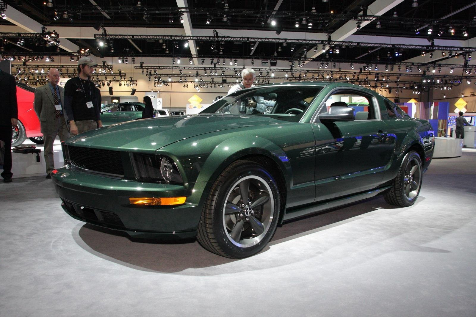 2008 ford mustang bullitt picture 215041 car review. Black Bedroom Furniture Sets. Home Design Ideas