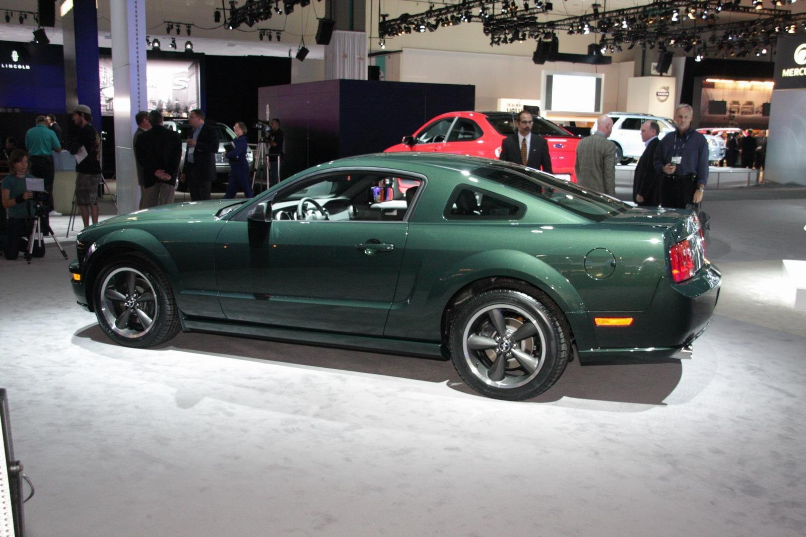 2008 ford mustang bullitt picture 215042 car review top speed. Black Bedroom Furniture Sets. Home Design Ideas
